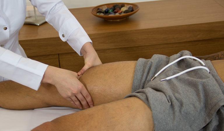 Massagem Esportiva
