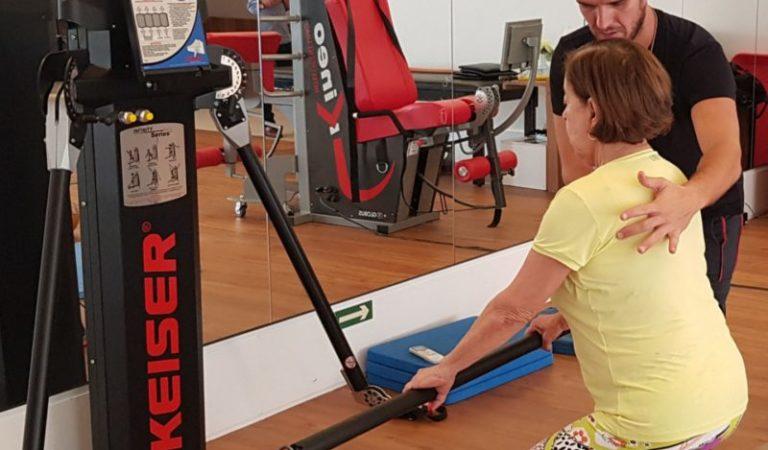 A Musculação Terapêutica é uma aliada à qualidade de vida na terceira idade