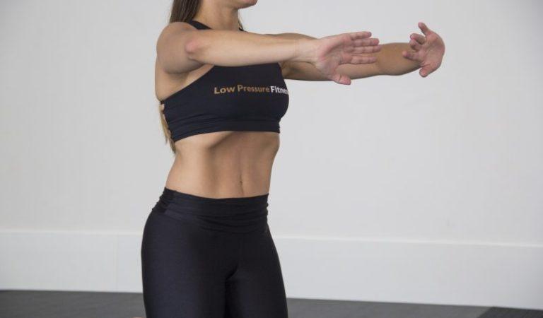 Instituto Mood realiza aula de Low Pressure Fitness
