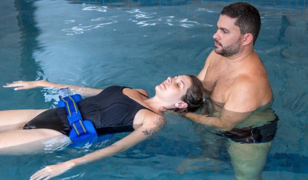 Fisioterapia aquática