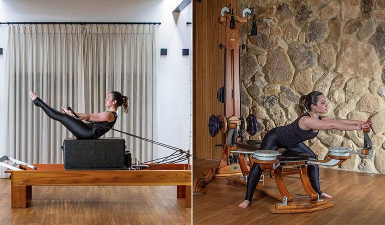 História e diferenças do Gyrotonic®️ e Pilates