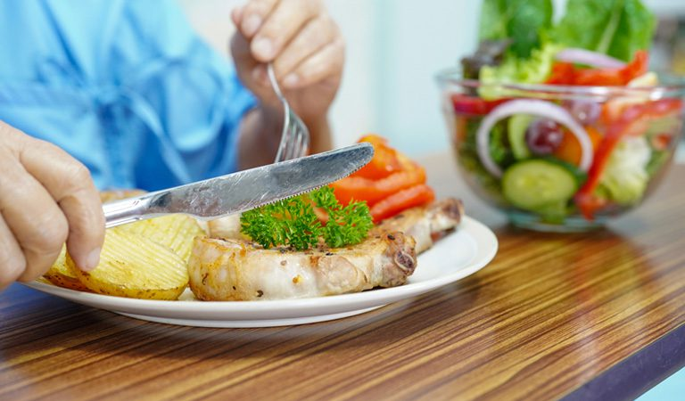 Nutrição pré e pós-operatório
