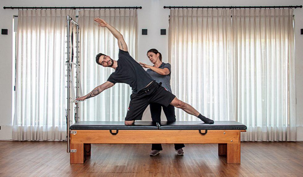 Como o Pilates pode ajudar a tratar diferentes lesões