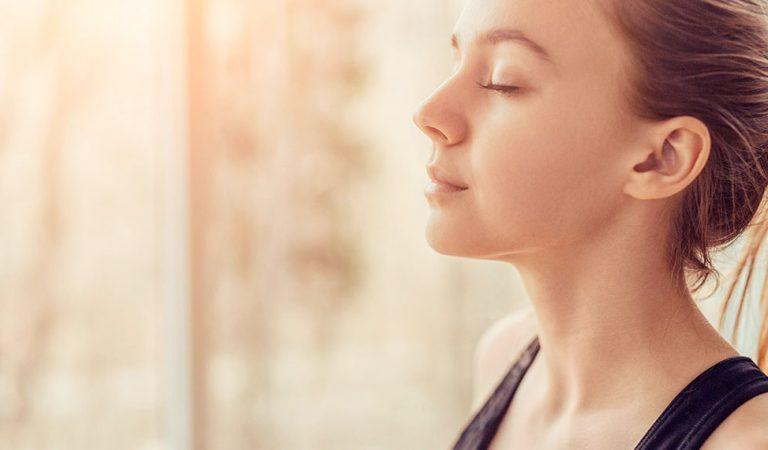 A conexão de corpo e mente