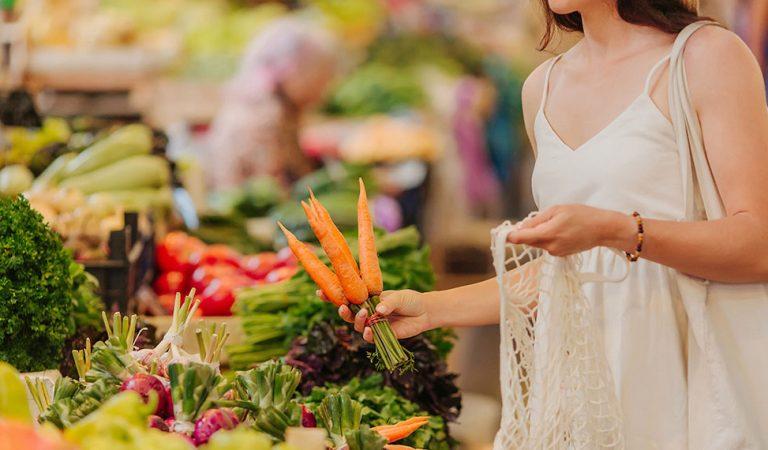 Como incluir frutas e vegetais na alimentação
