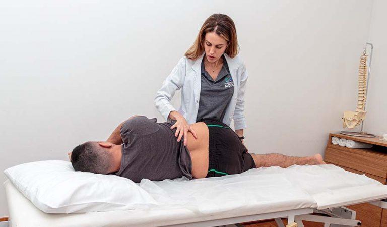 Terapias manuais